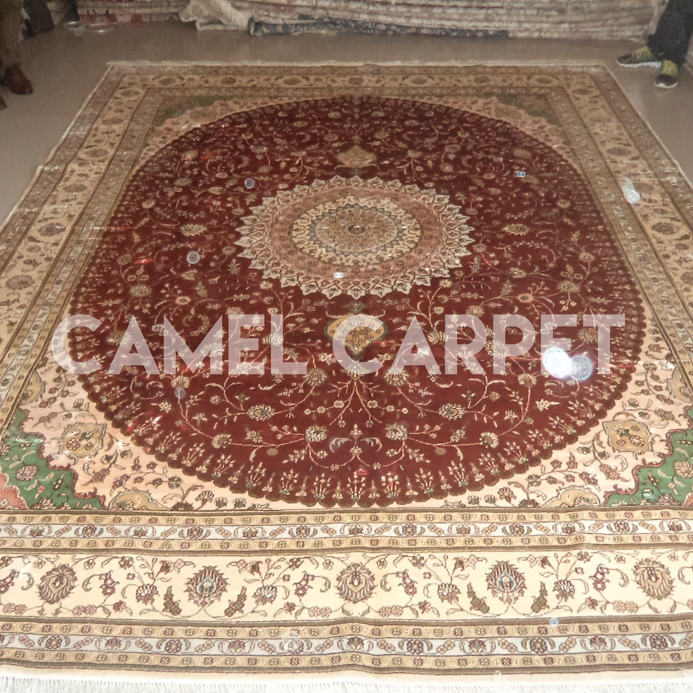 What is the best carpet to buy for the price - Red Cheap Strong Silk Strong Rug Strong Chinese