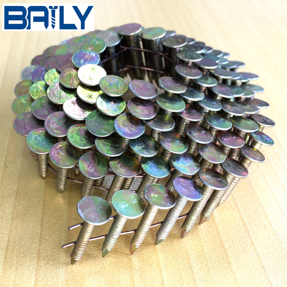 Chinese Factory Hot Sale lead roofing nails UK Markets