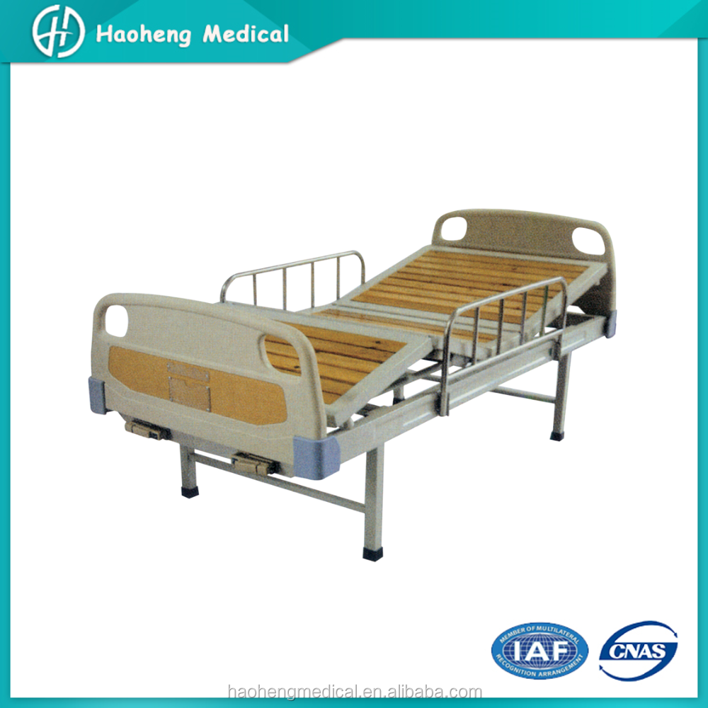 Good Quality & Best Price Pediatric Abs Hospital Bed With 2 Cranks
