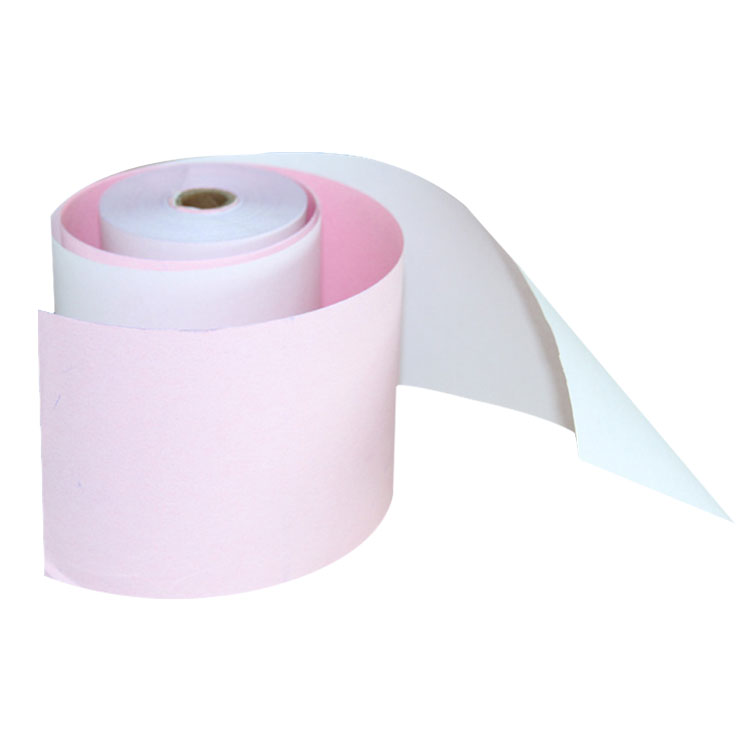 carboness paper roll white/ red