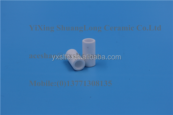 Precision zirconia ceramic sheet quartz tube steatite ceramic head industrial advanced ceramics