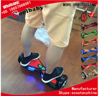 secure online trading bluetooth play music and mp3 led light trike self balancing scooter electric mini