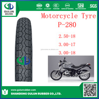 Made in China high quality vintage white wall motorcycle tyre 2.50-18 3.00-18 3.00-17