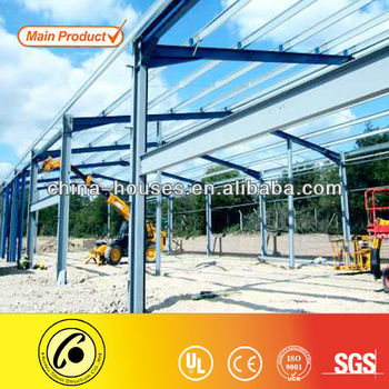 LIGHT STEEL STRUCTURE WAREHOUSE AND PLANT