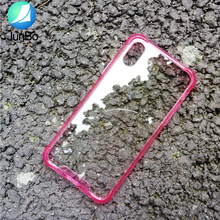 Case For iphone 8 transparent tpu Phone Case Pudding TPU Soft Silicone Gel Clear Crystal For iphone8 Cover