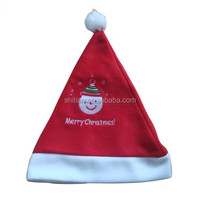 High Quality Christmas Party Hats Santa Claus Hat
