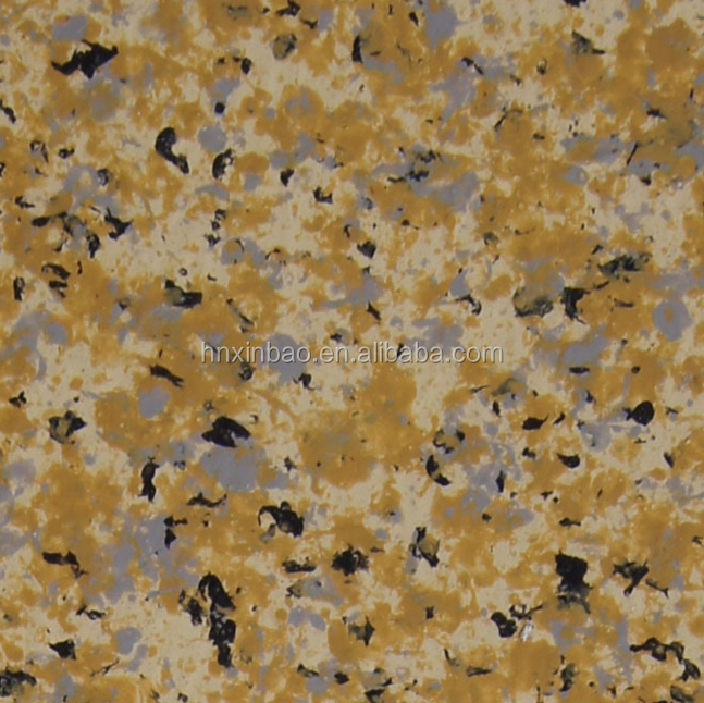 Waterbased special rock chip granite stone paint for external wall