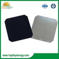 Flexible Solar Cell, High Efficiency 3.35W,125mm 5inch Monocrystalline, FREE SHIPPING