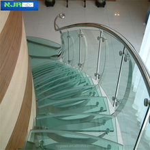 stair fence glass tempered glass panels