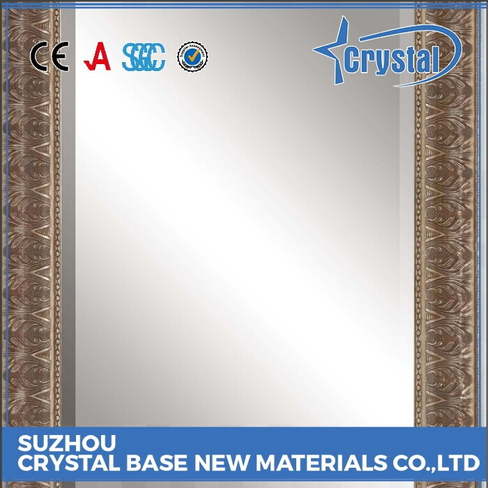 Onsite Checked Supplier Aluminum Glass Mirror Sheet