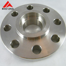Hot sale titanium ansi b16.9 b16.11 pipe fittings flanges
