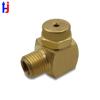 Brass FullJet Standard Angle GGA Angle-type Full Cone Nozzle
