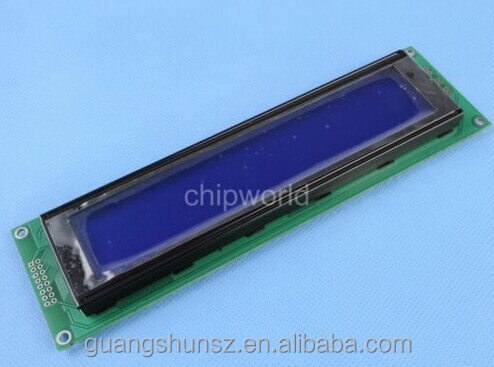 40x4 4004 Character LCD Module Blue Backlight