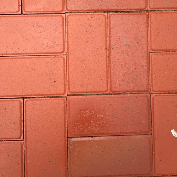 18 # red high compressive strenght solid paving brick for sale