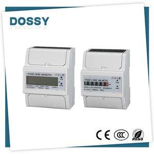 China Factory Direct Sale Digital Electric Energy Meter Price for Power Consumption Measurement