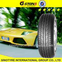 2014 Made in China G STONE brand manufacturer wholesale DOT ECE GCC SONCAP high quality passenger car tires