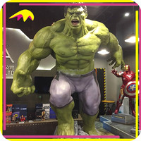 KANO0502 Incredible Action Figure Life Size Hulk Statue