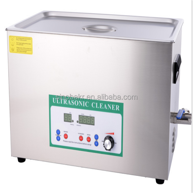 600W Ultrasonic Cleaner 500W Heater with Stainless Steel Basket & Time for Industrial Parts ultrasonic cleaner 60khz 110v