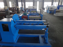 stainless steel sheet metal coil slitting machine manufacturer in china