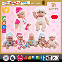 Lovely Silicon Baby Doll for Girls