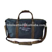 Promotion nylon outdoor sports travel duffle gym Bag