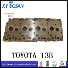 Cylinder head for TOYOTA 13B 11101-56033 11101-56034