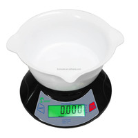 FURI RKS digital mini kitchen scales for food fruit weighing