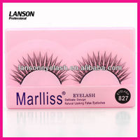 Marlliss fake eye lashes 827#