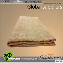 Thermal Insulation Coated Vermiculated Ceramic Fiber Cloth