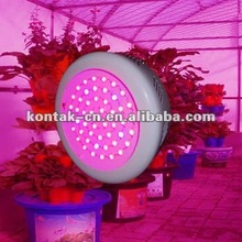 2013 Best 50W Mini UFO LED Grow Light for Greenhouse Vegetables Grow