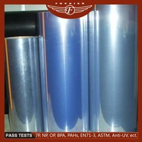 PVC plastic sheet roll for vacuum forming