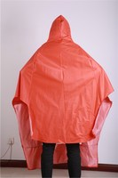 reflective poncho for men