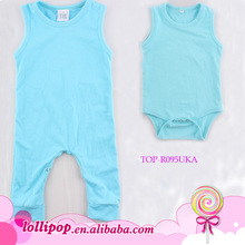 Unique Baby Name Pictures Wholesale Baby Premature Unisex Clothes Boutique Baby long leg Romper Summer Sleeveless Tank Romper