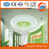hot sale good quality pvc soundproof ceiling material