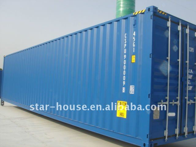 40'HC ISO dry container