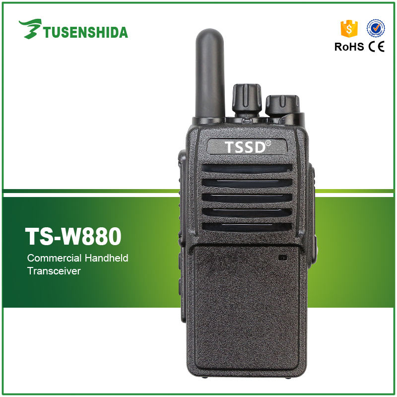 wcdma 100 mile walkie talkie TS-W880 with sim card android radio