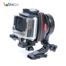 "Sportx1 Wewow Handheld Edition 1-Axle Brushless Phone Stabilizer Smartphone Gimbal for iphone 7"" Cellphone 6 Plus S5 S6"