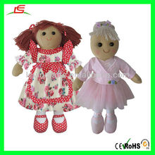 "LE-D433 12"" Old Fashioned Mini Baby Dolls"