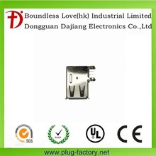 hotsale wholesale price SMD USB A female receptacle