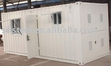 ISO welded container house