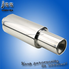 stainless steel automobiles hks mens js racing exhaust muffler for car