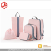 5 Pcs Custom Coloful Travel Bag