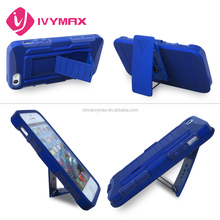 for Iphone 5/5s Robot Hard & Silicone Defender Cover