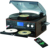 2018 ALL IN ONE DOPPIO CD USB RERCORDING GIRADISCHI CON RADIO CASSETTE
