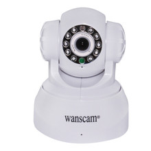 Wanscam New Arrival P2P Camera IP Wireless Two Way Audio mjpeg wireless wired ip camera