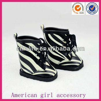 Hot sale Eco-friendly cute vintage doll boots patterns