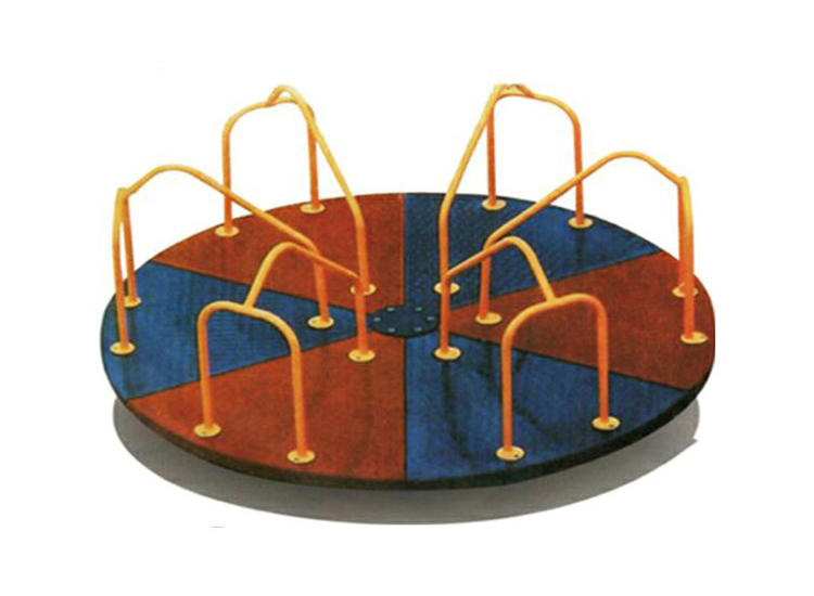kids amusement ride used toys, outdoor merry go round for fun station HF-G221Q
