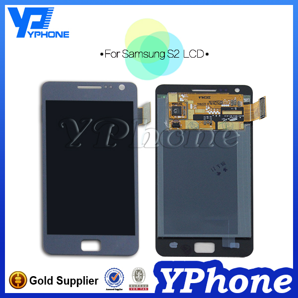 LCD display for samsung galaxy s2 i9100 lcd full with good price for samsung galaxy s2 t989 lcd