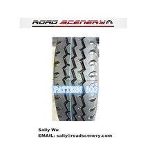 8.25R16 all steel radial truck tyre for commercial vans and light trucks ANNAITE BRAND PATTERN 300
