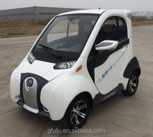 A01/Mini electric car EEC approved with 2seats/ Small passenger electric car for 2 person